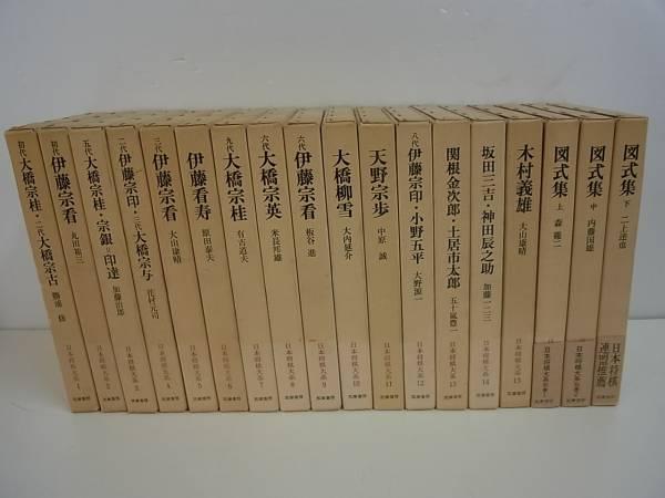 日本将棋大系(揃)を宅配買取り致しました。