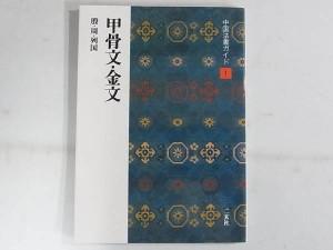 中国法書ガイドです