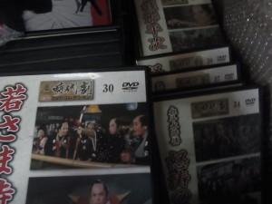 時代劇DVDコレクションです