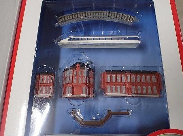 鉄道模型 東京駅 デティール