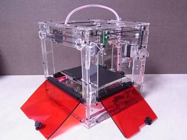 マイ3Dプリンターの完成品