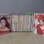 雑誌『GORO』を買取で入荷致しました(1990年代)