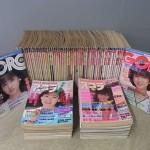 雑誌買取|『スコラ』『GORO』1980年代アイドル・グラビア雑誌について
