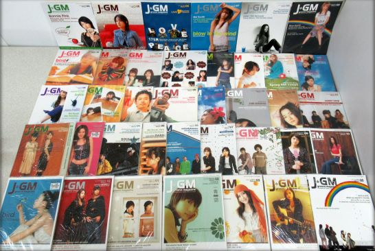 J GM J groove magazine
