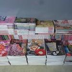 買取情報|パッチワーク・キルト通信など345冊を買取致しました。