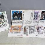 バンドスコア『 ビートルズ・コレクション』Vol.1等を宅配にてお売り頂きました。