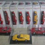 『隔週刊 レ・グランディ・フェラーリ・コレクション』を買取させて頂きました。
