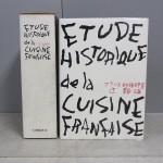 『フランス料理研究』をお譲りいただきました( 辻静雄/ 限定1250部)