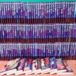 買取情報|マドンナメイト(二見書房)官能小説を100冊お売り頂きました。