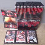 買取実績|東宝・新東宝 戦争映画 DVDコレクション/デアゴスティーニ